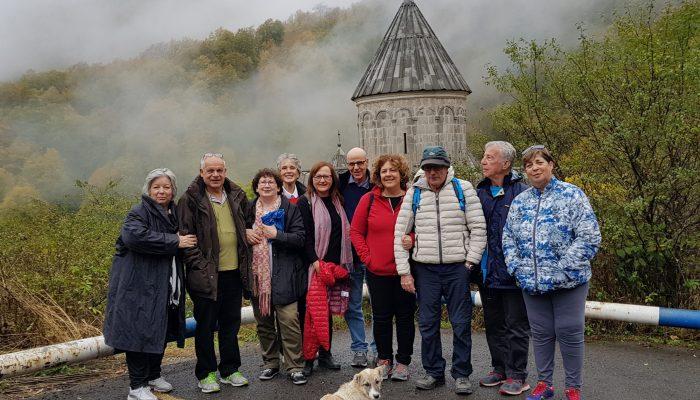 Tour to Haghartsin & Dilijan