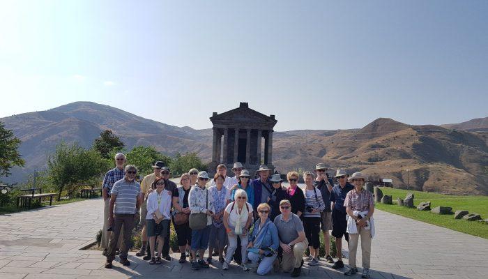 Private Tour to Garni Temple